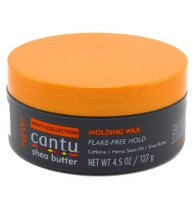 Cantu Shea Butter Men's Collection Molding Wax 127 gr