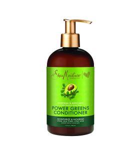 Shea Moisture Moringa & Avocado Power Greens Conditioner 384 ml