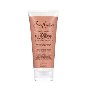 Shea Moisture COCONUT & HIBISCUS CURL ENHANCING SMOOTHIE - 170 gr / 6 oz TUBE