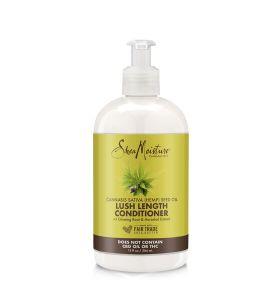 Shea Moisture Cannabis Sativa (Hemp) Seed Oil Length Lush Conditioner 384 ml
