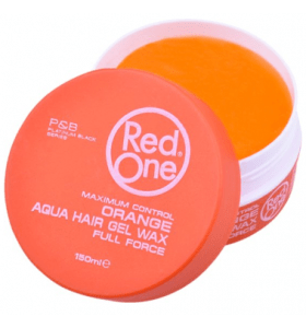 Red One Haarwax Aqua Orange 150ml