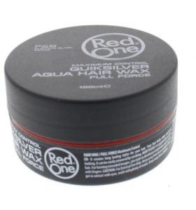 Red One Style Wax Full Force Quicksilver 150ml