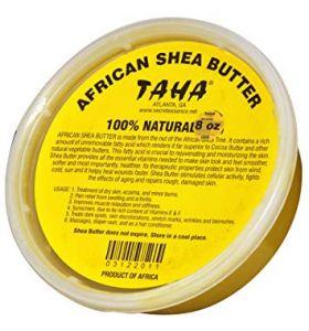 Taha African Shea Butter Soft 8 oz