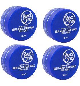 Red One wax (4-Pack Blue Aqua 150 ml)