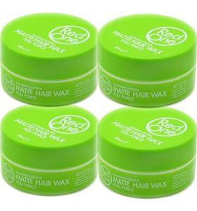Red One Wax (4-Pack green matte Aqua 150 ml)