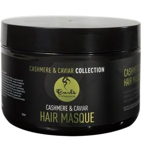 Curls Cashmere & Caviar Hair Masque- Deep Conditioner 237ml