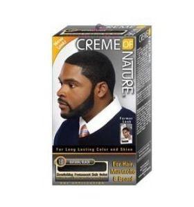 Creme of Nature Men hair color Natural Black  1.0