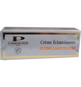 PR Francoise Bedon Lightening Cream Ultime Carotte Luxe 50 g