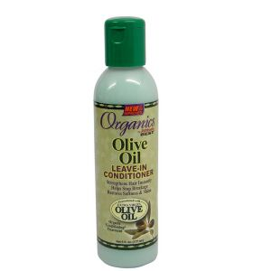 Africa's Best Organics Olive Oil Leave in Conditioner 6 oz