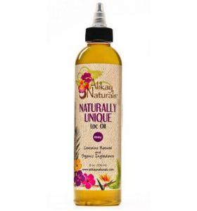 Alikay Naturals Naturally Unique Loc Oil 8 oz
