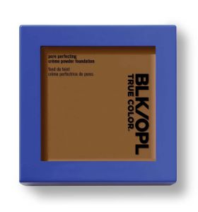 BLK/OPL Pore Perfecting Powder Foundation - Amber