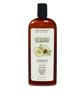 Fantasia IC Avocado Cilantro Shampoo 12oz / 355 ml