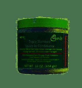 Curls & Naturals Triple Moisture Leave-in Conditioner 16oz
