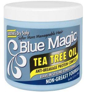 Blue Magic Tea Tree Oil 12oz