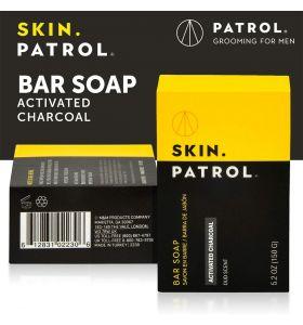 Bump Patrol Skin Patrol Bar Soap Activated Charcoal 5.2 oz