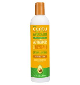 Cantu Avocado Hydrating Curl Activator 355ml