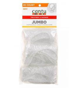Cantu Jumbo Disposable Conditioning Caps - 20ct