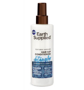 Earth Supplied Strength & Length Hair Slip Conditioning Detangler 8oz