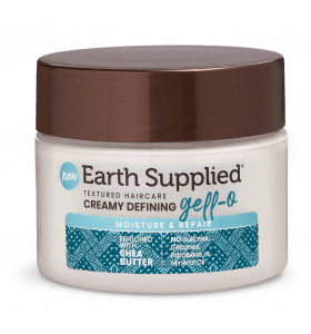 Earth Supplied Moisture & Repair Creamy Defining Gell-O 12oz