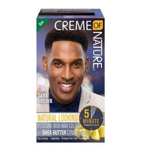 Creme of Nature Men hair color Dark Brown