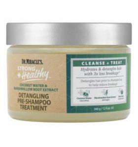 Dr. Miracle's Detangling Pre-Shampoo Treatment- 340gr/12oz