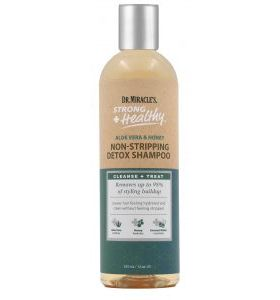 Dr. Miracle's Non-Stripping Detox Shampoo- 355ml/12oz