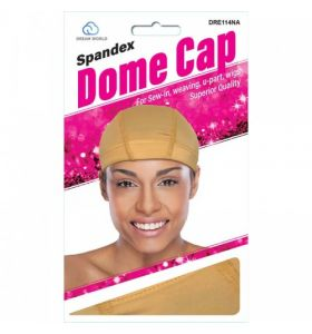 Dream Spandex Dome Cap Natural