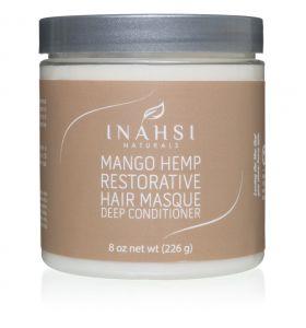 INAHSI RESTORATIVE HAIR MASQUE 8OZ