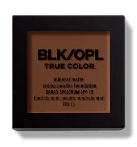 BLK/OPL Mineral Matte Crème Powder Foundation SPF 15 Ebony Brown