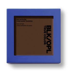 BLK/OPL Pore Perfecting Powder Foundation - Ebony Brown