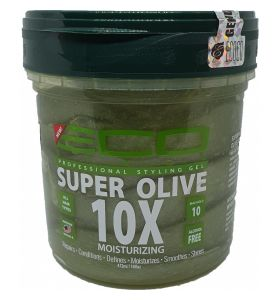 Eco Styler Super Olive 10X Moisturizing Gel 473 ml