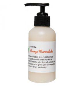 Ecoslay Orange Marmalade Flex Seed and Aloe Curl Definer 4oz