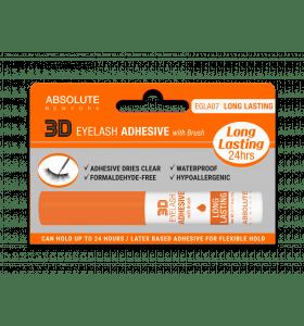 3D Eyelash Adhesive with Brush - Long Lasting