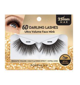 Poppy & Ivy 6D Darling Lashes 25mm - Daphne