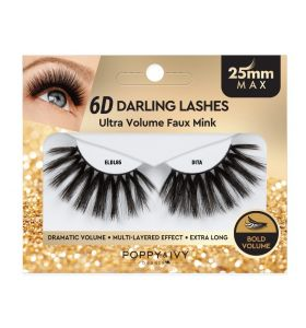 Poppy & Ivy 6D Darling Lashes 25mm - Dita