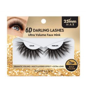 Poppy & Ivy 6D Darling Lashes 25mm - Penelope