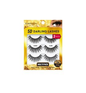 5D Darling Lashes Multipack - Elaine
