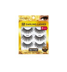 5D Darling Lashes Multipack - Rayne