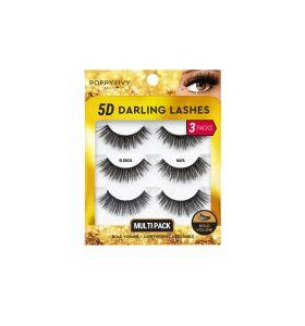 5D Darling Lashes Multipack - Naya