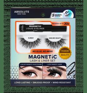 Magnetic Lashes - Lash & Liner Set - Sublime Beauty