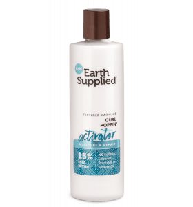 Earth Supplied Moisture & Repair Curl Poppin' Activator 13oz