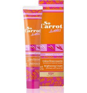Fair Fair & White So Carrot Brightening Cream 50ml