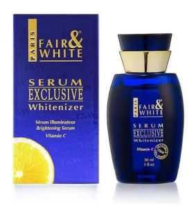 Fair & White Exclusive Whitenizer Serum Vitamin C 30ml