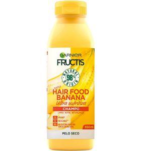 Garnier Fructis Hair Food Banana Ultra Nutritive Shampoo 350ml