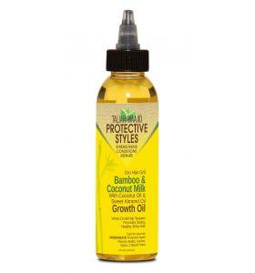 Taliah Waajid Gro Hair Gro™ Bamboo And Coconut Milk Growth Oil 118 ml
