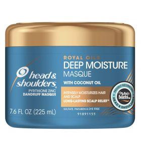 Head & Shoulders Royal Deep Moisture Mask 7.6oz-225ml