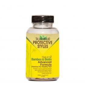 Taliah Waajid Thick & Full™ Bamboo And Biotin Vitamins For Healthy Hair