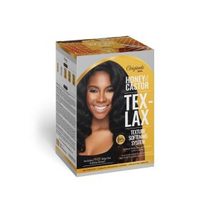 Africa's Best Honey & Castor Texture Softening System