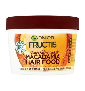 Garnier Fructis - Macadamia Hair Food Mask - 390ml