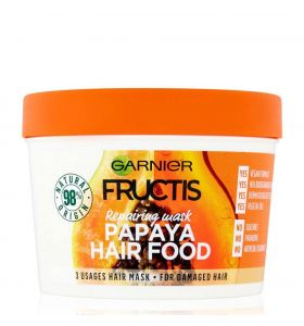 Garnier Fructis - Papaya Hair Food Mask - 390ml